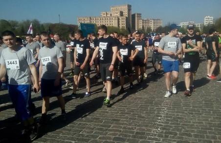 Як проходить Міжнародний марафон у Харкові: фото