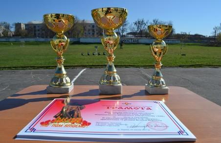 """""""Заграва"""" зібрала у Харкові понад 100 кращих курсантів, студентів і кадетів/ Фото"""