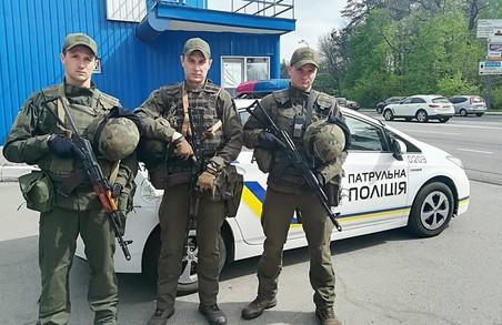 Нацгвардія перекрила підїзди до Києва
