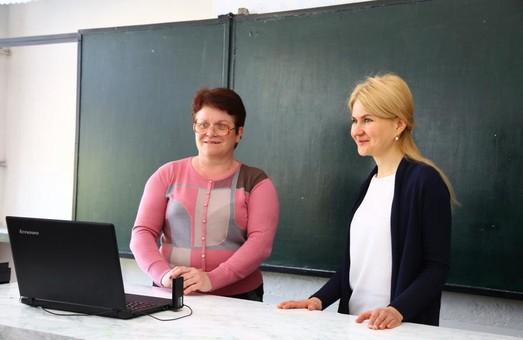 Більшість шкіл області отримають нове сучасне обладнання - Світлична/ Фото, Відео