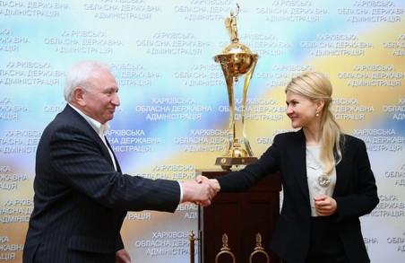 На Харківщину повертається великий футбол – Світлична