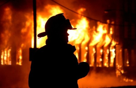 Під час пожежі постраждав мешканець Немишлянського району