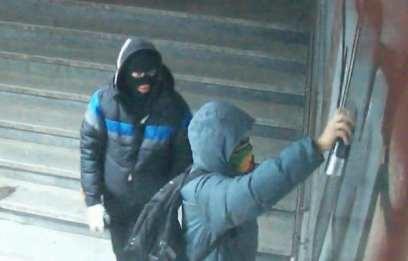 Поліція розшукує вандалів з Вовчанська