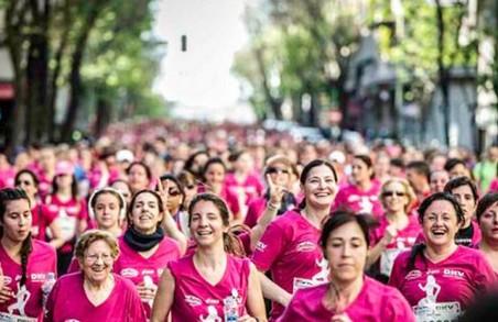 Сьогодні Харковом побіжать жінки