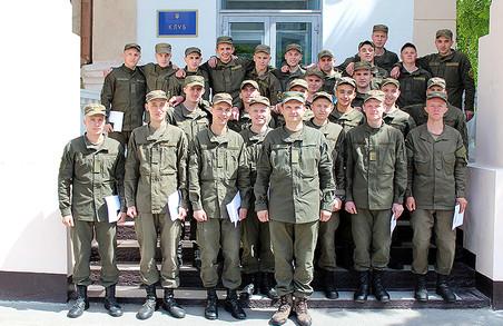 Строчників Слобожанської бригади відправлено в запас/ Фото