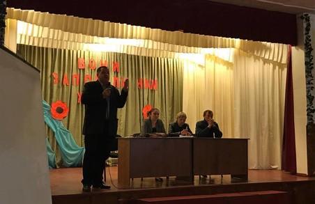 Депутат від «Солідарності»: Зачепилівська громада прийняла рішення об'єднатися