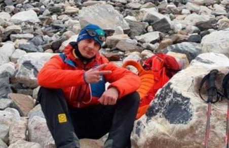 Харків'янин заліз на Еверест