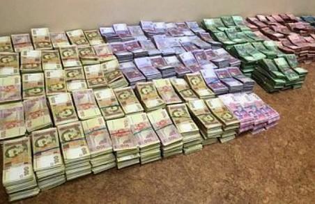 Ліквідовано «конверт» з обігом 80 млн. гривень