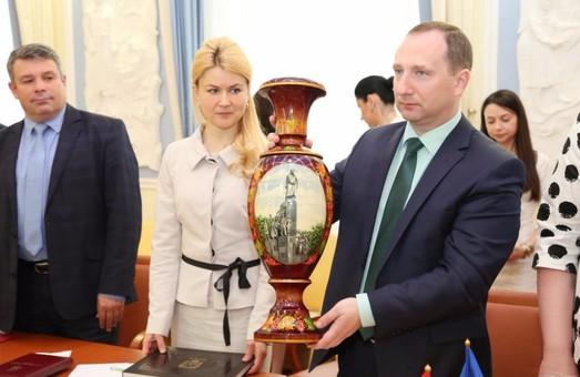 Райнін перевірив хід підготовки до проведення в Україні чемпіонату Європи з боксу