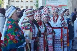 «Слобожанська вишиванка» об'єднала харків'ян усіх національностей