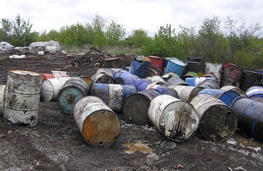 Влада надала подробиці скидання промислових відходів на Харківщині/ Фото, Смирнівка