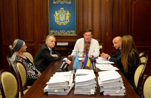 Українська прокуратура засудить Сталіна за депортацію кримських татар