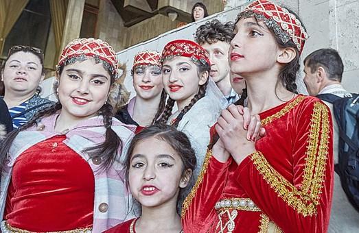 Харків'яни висловили солідарність з кримськими татарами