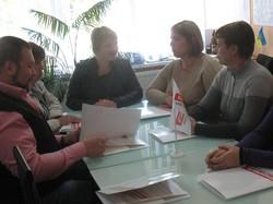 Харківська «Солідарність» до Дня Європи провела круглий стіл