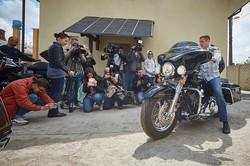 Поліцейський Harley-Davidson та інші рідкісні мотоцикли: чим запам`ятається Харківський Ретро Зліт-2017/ Фоторепортаж