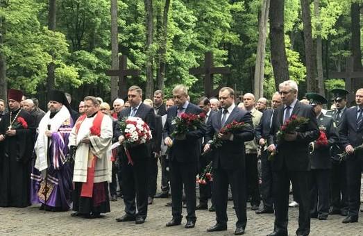 У Харкові вшанували пам'ять жертв політичних репресій