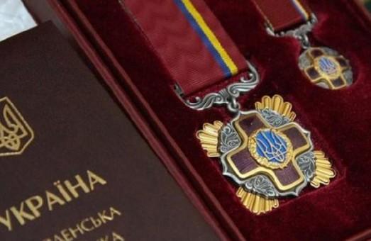 Порошенко нагородив харківську професуру
