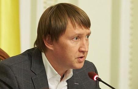 Кутовий написав заяву про відставку