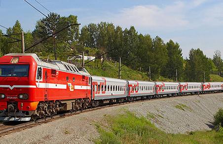 Залізничне сполучення України з Росією поки що не припиняється