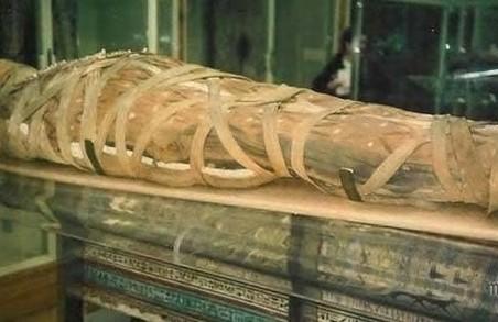 У Харкові знайшли мумію