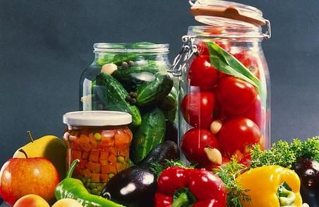 В Україні зросло виробництво консервованих овочів