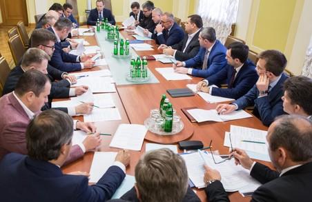 Як Україна готується до фінальних матчів Ліги Чемпіонів УЄФА: Райнін провів засідання Оргкомітету