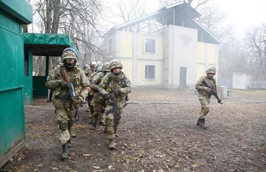 Харків під захистом: у місті відбулися заняття із загонами територіальної оборони