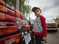 Американські автолегенди представлені на Харківському Ретро Зльоті/ Фоторепортаж