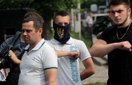 Активісти захопили залу Львівської облради