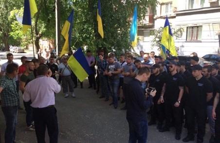 Ні - корупції на держпідприємствах. Харківські активісти висунули вимоги до Чернеги