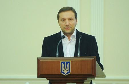 Стець подав у відставку з посади міністра інформполітики