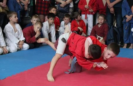 Під патронатом Харківської «Солідарності» відбувся турнір з Комбат Дзю-дзюцу