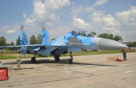 Курсанти-кожедубівці розпочали польоти на бойових літаках/ Фото