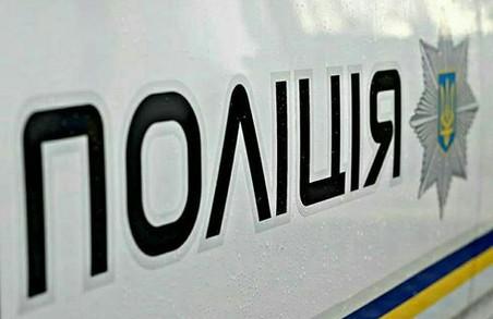 Поліцією було затримано сумнівну автівку