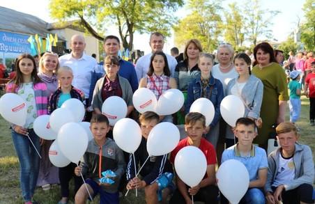 Харківська «Солідарність» організувала свято до Дня села