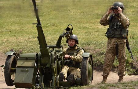 Міноборони відрапортувало, що надійно захистило бази і арсенали