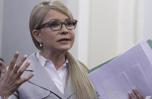 Буде сформована страхова система – будуть кошти на сплату медичних послуг – Тимошенко