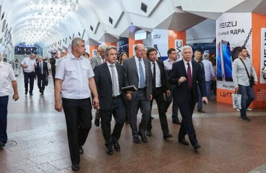 ЄБРР розраховує завтра отримати від Гройсмана гарантії під кредитування будівництва харківського метро