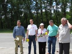 Харківська «Солідарність» організувала поїздку для ліквідаторів аварії на ЧАЕС до зони відчуження