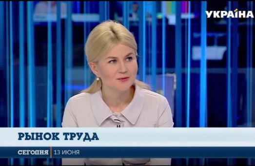 Світлична про перспективи промисловості Харківщини /Відео