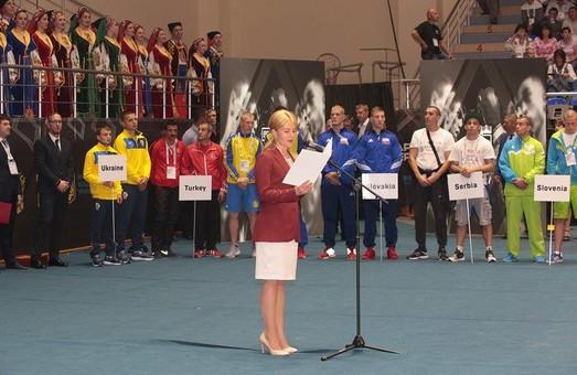 Юлія Світлична побажала учасникам чемпіонату Європи з боксу невичерпної енергії і чесної боротьби
