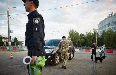 Чому Харків патрулює Нацгвардія