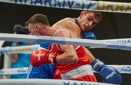 Чемпіонат світу з боксу у Харкові. День перший