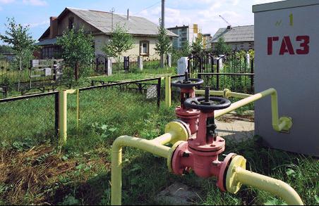 На Харківщині газифікують ще одне село