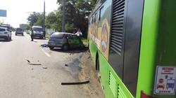 Поліція надала подробиці ДТП у центрі Харкова