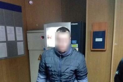 Поліція виявила шахрая з банківськими картами