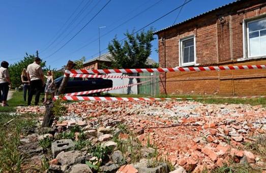 Новобаварський район перевірили на сміття