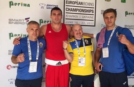Чемпіонат Європи з боксу: четверо українців вийшли до чвертьфіналу