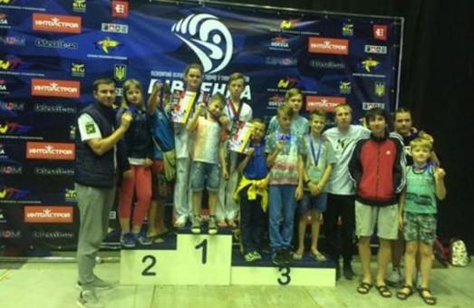 Харківські спортсмени здобули 13 золотих медалей на турнірі з тхеквондо