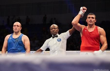 Шестак пройшов у півфінал Чемпіонату Європи з боксу